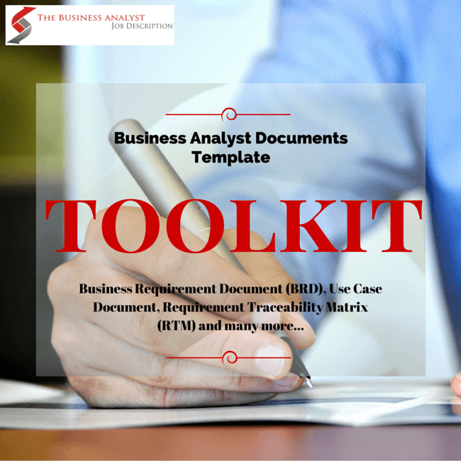 Important Documents Created By Every Business Analyst The - How to write business requirements document
