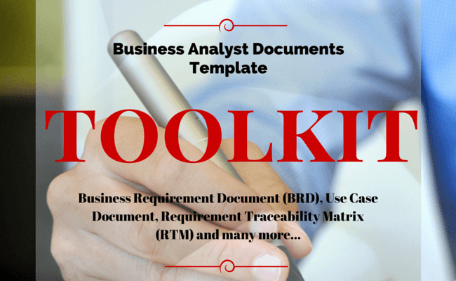 9 important Documents created by every Business Analyst